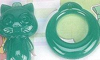 【B+C】II.Blythe Pull Ring Value Pack(No.12)# Teal