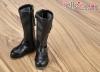 TY01-1 Taeyang 長靴 # Black 黒色