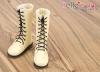 TY02-2 Taeyang 長靴 # Beige ベージュ色