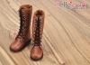 TY02-3 Taeyang 長靴 # Brown 褐色