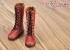 TY02-4 Taeyang 長靴 # Brick Red 赤れんが色