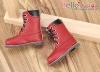 TY04-4 Taeyang 靴 # Crimson 深紅