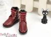 TY06-4 Taeyang 靴 # Crimson クリムゾン