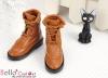 TY07-4 Taeyang 靴 # Brown 茶色