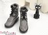 TY07-6 Taeyang 靴 #  Grey 灰色