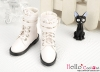 TY08-2 Taeyang 靴 # White 白色