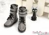TY08-6 Taeyang 靴 # Grey 灰色