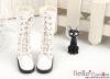 TY09-1 Taeyang 靴 # White 白色