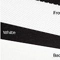 Touch Fastener (MicroThin) White 1 yard